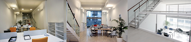 Office Lofts - Valencia - Gran Turia - view inside